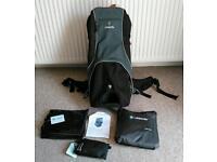 SOLD - Littlelife baby backpack carrier