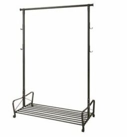Ikea Portis Clothes Rail