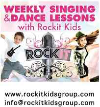 Rockit Kids Singing/Dance Classes for 4-12yr olds - Maylands Maylands Bayswater Area Preview