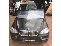Kids electric BMW car