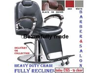 HUGE BARGAINS OFFERS! Salon Boutique Reception Desk, Antique Hydraulic Barber Chair BackWash Station