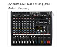 DYNACORD CMS 600 immaculate