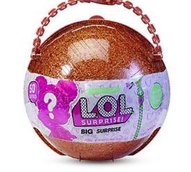 L.O.L giant surprise ball