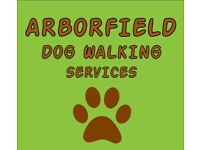 Dog Walker/Dog Boarder in Wokingham, Arborfield, Finchampstead and surrounding areas