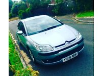 C4 AUTOMATIC 10month mot 1.6 petrol low milage Good Runner