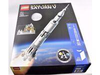 LEGO NASA Apollo Saturn V 21309
