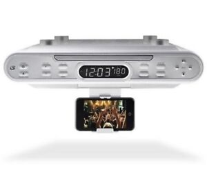 Under Counter CD/iPod Dock