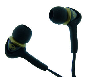 Skullcandy-Supreme-Sound-Smokin-Buds-Earbuds-in-Black-with-In-line-Mic-Brand-New