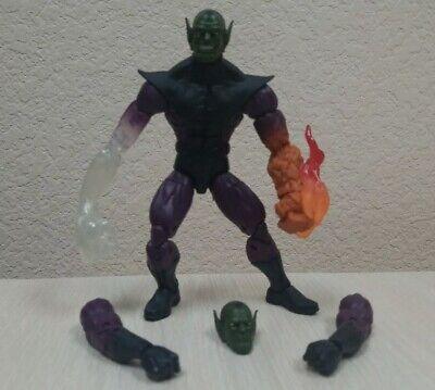 """Marvel Legends 6"""" Fantastic 4 Four SUPER SKRULL BAF 100% COMPLETE"""