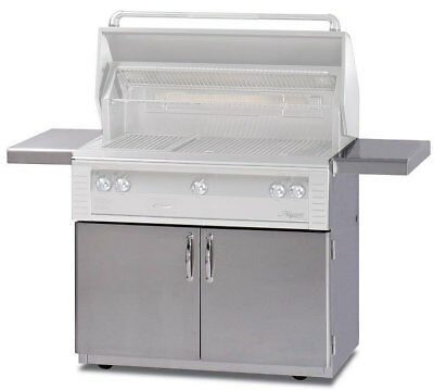 - Alfresco 42 Inch Standard Cart for ALXE Grills
