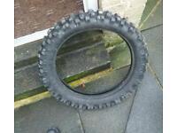 Motor bike tyre 110 100 18