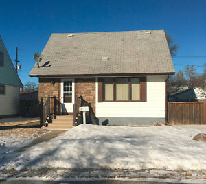 House for Rent - Talbot-Grey\East Elmwood Area in Winnipeg
