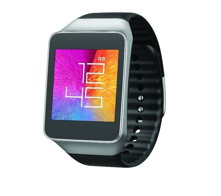 Samsung Gear Live Smartwatch Watch for Android Galaxy Devices - Black SM-R382