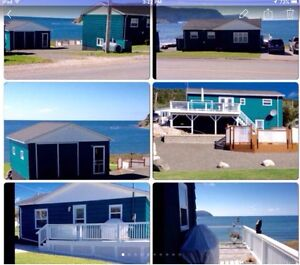 Rocky Harbour Ocean front house PRICE REDUCED