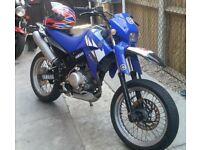 Yamaha xt125 spair repair