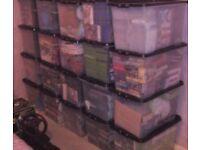 Huge Lot of Video Games & Consoles (20+ Boxes) - Sega, Nintendo, PlayStation, Xbox etc.
