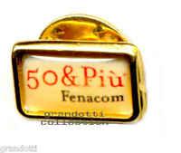 Confcommercio Fenacom 50 & Piú Pin Distintivo -  - ebay.it