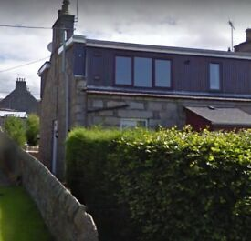 Lovely 1 Bed Flat in the Center of Kemnay