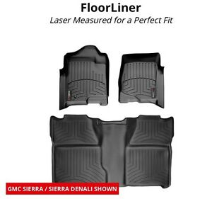 WeatherTech floor liner Gmc