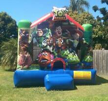 $195 ALL DAY HIRE Licensed Disney Toy Story 3 Jumping Castle Brisbane City Brisbane North West Preview