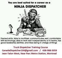 Truck Dispatcher Training Course