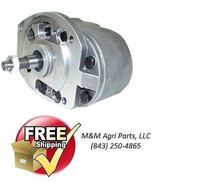 Hydraulic Pump Ih Farmall Super H Super W4 300 350 Gas Tractor 128191c91