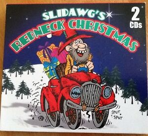 "2CD SET  ""REDNECK CHRISTMAS"""