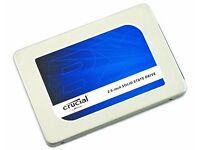 """Crucial BX200 240GB SATA 2.5"""" 7mm (with 9.5mm adapter) Internal SSD"""