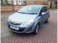 2011 AUTOMATIC VAUXHALL CORSA SXI 1.4 5DR FACELIFT, 1YR MOT, HISTORY, HPI CLEAR, LOADED NICE BARGAIN