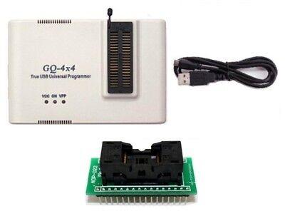 Gq Prg-116 Gq-4x V4 Gq-4x4 True Usb Willem Programmer Adp-022 Tsop32 14mm