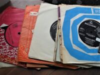 FOR SALE. GENUINE 1960's SINGLES BY FEMALE ARTISTS. ALL LISTED.