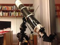 "Skywatcher Evostar 150mm (6"") Refractor"