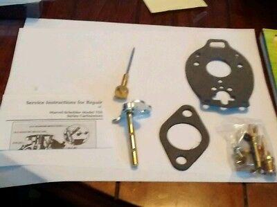 C549av Carburetor Repair Kit Massey Ferguson 35 50 135 150 To35