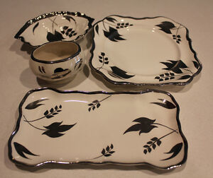 Sandland Silver Luster Ware - Reduced Peterborough Peterborough Area image 1