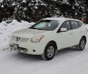 2010 Nissan Rogue S SUV FWD