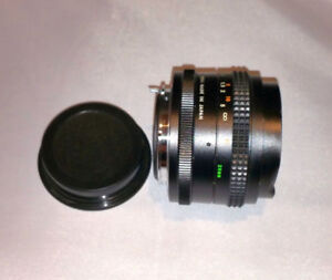 Auto Image wide angle 1:2.8 28mm lens for Pentax K-mount