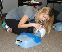 Need a Heart & Stroke Health Care Provided CPR course or Renewal
