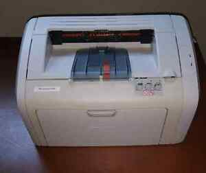 HP laser and injet printer for sale