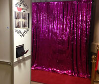 Mirror Booth / Photo booth Calgary/ VIPBOOTH