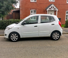 2012 Hyundai i10 Active AC 5Dr £20 Tax Mint Car