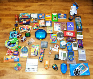 Variety of Hand Held Games