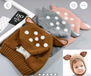 Kids Hats 0 to 2t unisex
