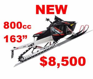 NEW POLARIS 800 PRO RMK 163