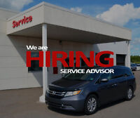 Centennial Honda is looking for a Service Advisor