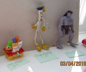 Action figures & mini toys, Muppet, Gumby, Sesame St