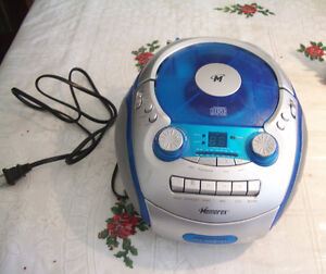 Lecteur cassette et radio a.m., f.m.