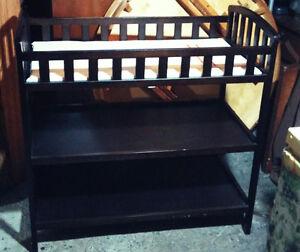 Baby change table needed