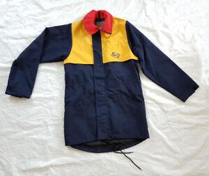 Authentic Sunoco service station jacket - mint - 1990s - small