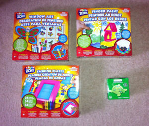Craft Kits for Kids - 3 of which are new