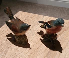 Beswick bird models
